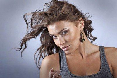 Модные причёски 2012
