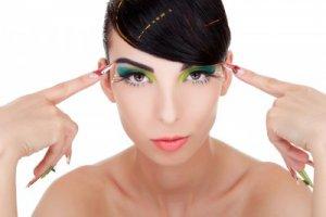 Сказка-раскраска - секреты новогоднего макияжа